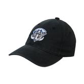 Black OttoFlex Unstructured Low Profile Hat-IPFW Mastodon Shield