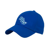 Royal Heavyweight Twill Pro Style Hat-IPFW Baseball Cap