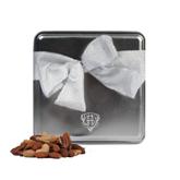 Deluxe Nut Medley Silver Medium Tin-IPFW Mastodon Shield Engraved