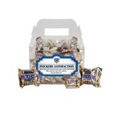 Snickers Satisfaction Gable Box-IPFW Mastodon Shield