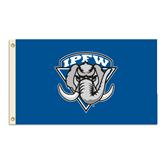 3 ft x 5 ft Flag-IPFW Mastodon Shield