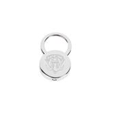 Cerchio Key Holder-IPFW Mastodon Shield Engraved