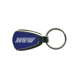 Royal Teardrop Key Holder-IPFW Engraved