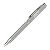 Colonnade Silver Twist Pen-IPFW Engraved