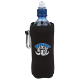 Collapsible Black Bottle Holder-Arched IPFW with Mastodon