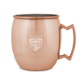 Copper Mug 16oz-Primary Athletic Logo Engraved