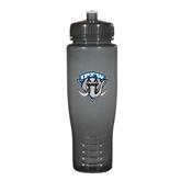 Spectrum Charcoal Sport Bottle 28oz-IPFW Mastodon Shield