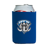 Collapsible Royal Can Holder-IPFW Mastodon Shield