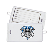 Luggage Tag-IPFW Mastodon Shield