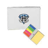 Micro Sticky Book-IPFW Mastodon Shield