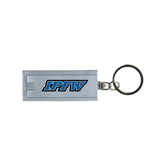 Turbo Silver Flashlight Key Holder-IPFW