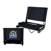 Stadium Chair Black-Mastodon with IPFW