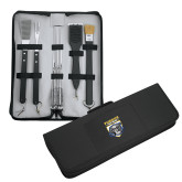 Grill Master Traditional BBQ Set-Primary Athletic Logo