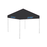 9 ft x 9 ft Black Tent-IPFW
