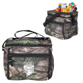 Big Buck Camo Junior Sport Cooler-Primary Athletic Logo