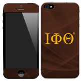 iPhone 5/5s/SE Skin-Greek Letters