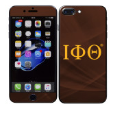 iPhone 7/8 Plus Skin-Greek Letters