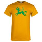 Gold T Shirt-Centar