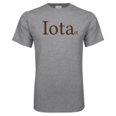 Grey T Shirt-Iota