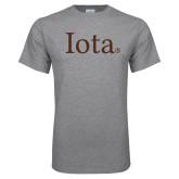 Grey T Shirt-Iota