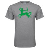 Grey T Shirt-Centar