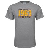 Grey T Shirt-Founding Year