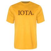 Syntrel Performance Gold Tee-IOTA - Small Caps