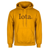 Gold Fleece Hoodie-Iota