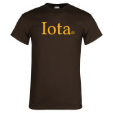 Brown T Shirt-Iota