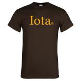 Brown T Shirt-Iota