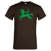Brown T Shirt-Centar