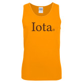 Gold Tank Top-Iota