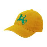 Gold Flexfit Mid Profile Hat-Centar