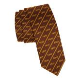 Traditional Silk Tie-Greek Letters