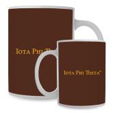 Full Color White Mug 15oz-Iota Phi Theta