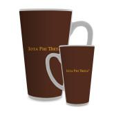 Full Color Latte Mug 17oz-Iota Phi Theta