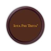 Round Coaster Frame w/Insert-Iota Phi Theta