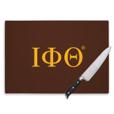 Cutting Board-Greek Letters