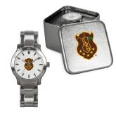 Mens Stainless Steel Fashion Watch-Crest