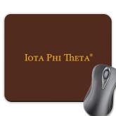 Full Color Mousepad-Iota Phi Theta