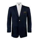 Classic Navy Blazer Long-UC Irvine Anteaters Arched