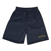 Performance Classic Navy 9 Inch Short-UC Irvine Anteaters Arched