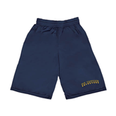 Russell Performance Navy 10 Inch Short w/Pockets-UC Irvine Anteaters Arched
