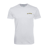 SoftStyle White T Shirt-UC Irvine Anteaters Arched