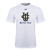 Under Armour White Tech Tee-Water Polo