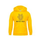 Youth Gold Fleece Hoodie-Water Polo
