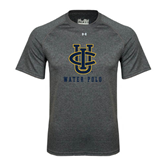 Under Armour Carbon Heather Tech Tee-Water Polo