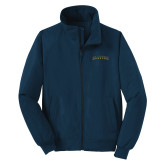 Navy Charger Jacket-UC Irvine Anteaters Arched