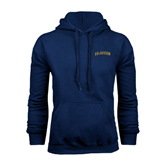 Navy Fleece Hoodie-UC Irvine Anteaters Arched