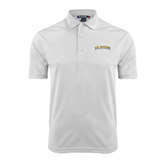 White Dry Mesh Polo-UC Irvine Anteaters Arched